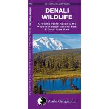 Reptile & Mammal Identification Guides, Denali Wildlife