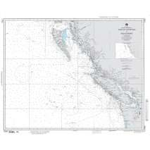 Region 1 - North America, NGA Chart 17003: Strait of Juan de Fuca to Dixon Entrance