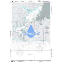 Region 2 - Central, South America, Waterproof NGA Chart 26224: Bahia de Santiago de Cuba