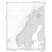 Region 4 - Scandinavia, Northern Russia, NGA Chart 43015: Norway Lindesnes to Nordkapp