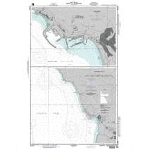 Region 5 - Western Africa, Mediterranean, Black Sea, NGA Chart 51225: Agadir and Approaches