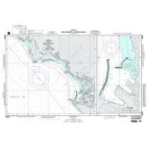 Region 5 - Western Africa, Mediterranean, Black Sea, NGA Chart 54091: Bar Harbor and Approaches