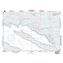 Region 5 - Western Africa, Mediterranean, Black Sea, NGA Chart 54230: Port Of Neum