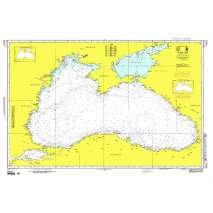 Region 5 - Western Africa, Mediterranean, Black Sea, NGA Chart 55001: Black Sea (Int 310)
