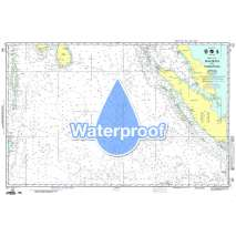 Miscellaneous International, Waterproof NGA Chart 707: Maldives to Sumatera [Indian Ocean]