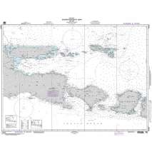 Region 7 - South East Asia, Indonesia, New Guinea, Australia, NGA Chart 72035: Eastern Portion of Jawa