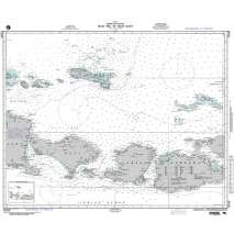 Region 7 - South East Asia, Indonesia, New Guinea, Australia, NGA Chart 72045: Selat Bali to Tembuk Saleh