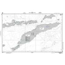 Region 7 - South East Asia, Indonesia, New Guinea, Australia, NGA Chart 73004: Timor and Adjacent Islands Indonesia