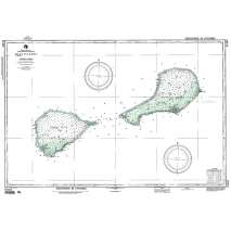 Region 8 - Pacific Islands, NGA Chart 81303: Hall Is. E Caroline Is.