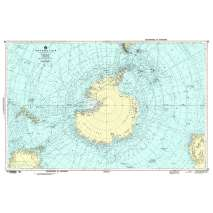 Miscellaneous International, NGA Chart 90: Antarctica