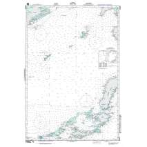 Region 9 - Eastern Asia, South Eastern Russia, Philippines, NGA Chart 92020: Sulu Sea