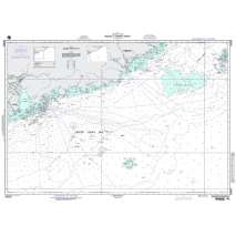 Region 9 - Eastern Asia, South Eastern Russia, Philippines, NGA Chart 93006: Macau to Taiwan Strait