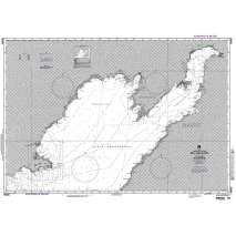 Region 9 - Eastern Asia, South Eastern Russia, Philippines, NGA Chart 96460: Zaliv Shelikhova