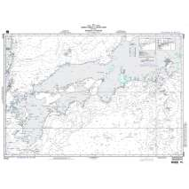 Region 9 - Eastern Asia, South Eastern Russia, Philippines, NGA Chart 97021: Korea Strait to Tokyo - Wan