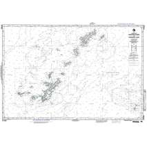 Region 9 - Eastern Asia, South Eastern Russia, Philippines, NGA Chart 97460: Amami - O Shima to Okinawa Jima