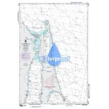 Region 9 - Eastern Asia, South Eastern Russia, Philippines, Waterproof NGA Chart 96016: Mys Vrangelya to Mys Bychiy