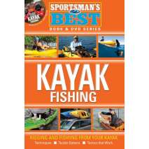 Fishing, Sportsman's Best: Kayak Fishing Book and DVD