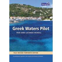 Imray Guides :Greek Waters Pilot, 13th Edition