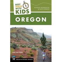 BOOKS/FIELD GUIDES, Best Hikes with Kids: Oregon 2nd Ed.