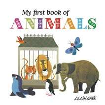 Board Books, My First Book of Animals