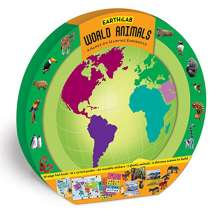 Jungle & Zoo Animals, Earth Lab: World Animals