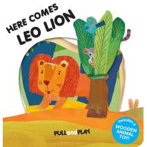 Board Books, Here Comes Leo Lion