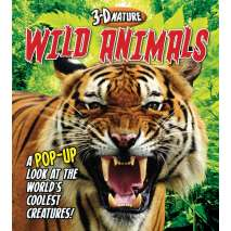 Pop-Up Books, 3-D Nature: Wild Animals