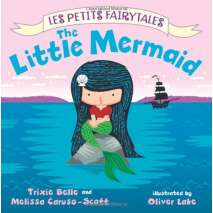 Young Readers, Les Petits Fairytales: The Little Mermaid