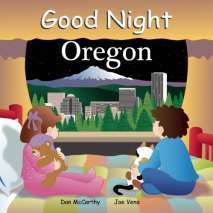 Board Books, Good Night Oregon