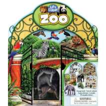 Jungle & Zoo Animals, Let's Explore: Zoo