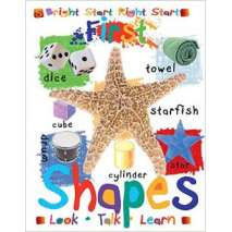 Board Books :First Shapes