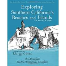 California Travel & Recreation :Exploring Southern California's Beaches and Islands - An Artist View