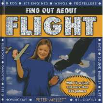 Activity Books, Find Out About Flight