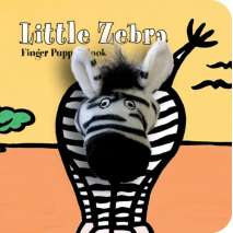 Finger Puppet Books, Little Zebra: Finger Puppet Book