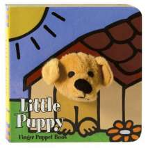 Baby Animals, Little Puppy: Finger Puppet Book
