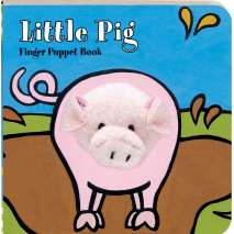 Board Books, Little Pig: Finger Puppet Book
