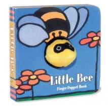 Board Books, Little Bee: Finger Puppet Book