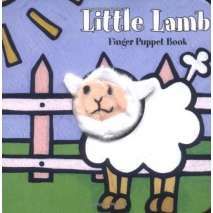 Board Books, Little Lamb: Finger Puppet Book