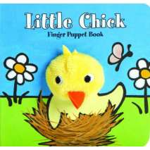 Board Books, Little Chick: Finger Puppet Book