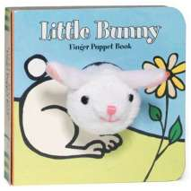 Board Books, Little Bunny: Finger Puppet Book