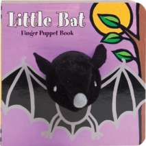 Board Books, Little Bat: Finger Puppet Book