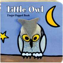 Board Books, Little Owl: Finger Puppet Book