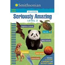 Young Readers, Smithsonian Readers: Seriously Amazing Level 2