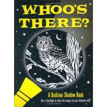 Zoo Gift Shops, Whoo's There?: A Bedtime Shadow Book