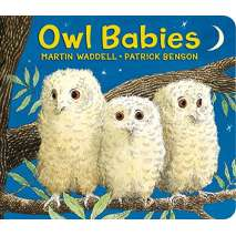 Board Books, Owl Babies