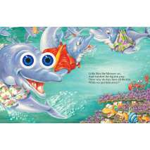 Board Books :The Adventures of Max the Minnow