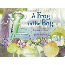 Board Books, A Frog in the Bog