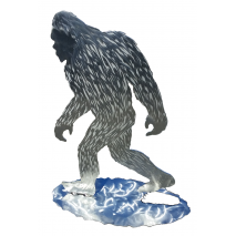 Bigfoot Metal Art, Bigfoot STAND-UP DISPLAY