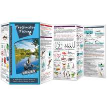 Freshwater Fishing (Folding Pocket Guide)