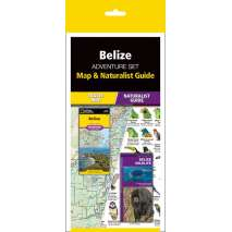 Mexico, Central and South America Travel & Recreation, Belize Adventure Set